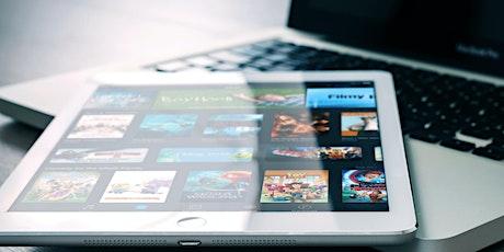 De toekomst vanVideo on Demand (VOD) en Connected TV (CTV). tickets