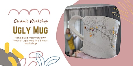 An Ugly Mug Ceramic workshop tickets