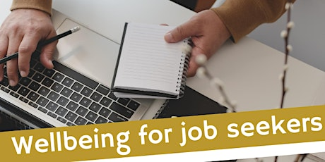 Wellbeing for job seekers tickets