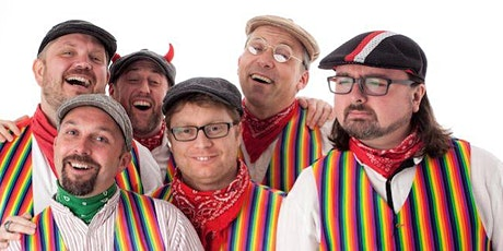The Lancashire Hotpots  Live Streaming Show (Full Gig)! tickets