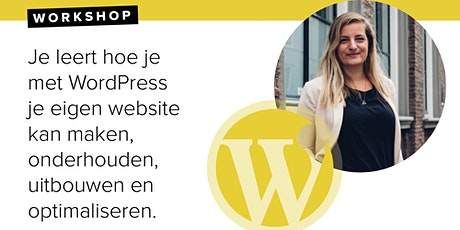 BASIS Workshop Wordpress Den Bosch tickets