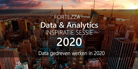 Geannuleerd: FORTEZZA DATA & ANALYTICS 2020 tickets