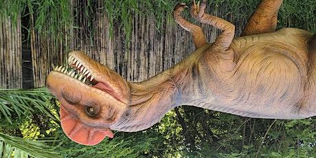 Dinosaur Drive-Thru:  Monday August 17th  - COVID 19 Safe tickets