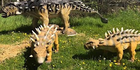 Dinosaur Drive-Thru:  Tuesday August 18th - COVID 19 Safe tickets