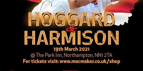 An Evening With Hoggard & Harmison tickets