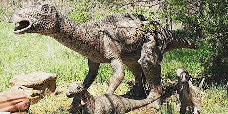 Dinosaur Drive-Thru:  Saturday August 22nd  - COVID 19 Safe tickets