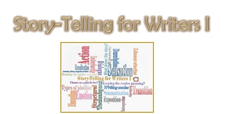 Story-Telling for Writers I tickets