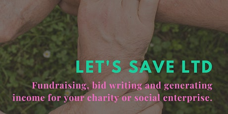 Fundraising, bid writing & generating income for your charity tickets