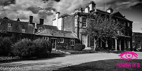 Bishton Hall Staffordshire  Ghost Hunt Paranormal Eye UK tickets