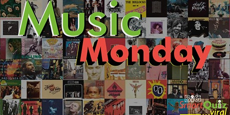 Music Monday Quiz 24th August tickets