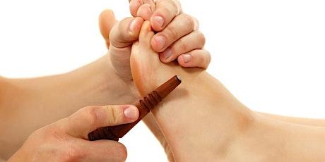 Thai Foot Massage (Booking Deposit) tickets