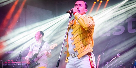 The Freddie & Queen Experience tickets