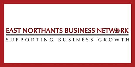 East Northants Business Network Online Meeting tickets