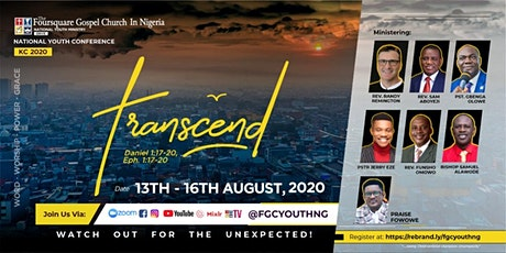 Kingdom Covenant Conference, K.C 2020 tickets