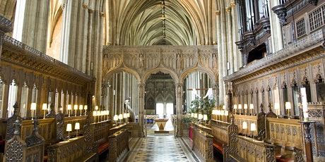 Evensong for VJ Day tickets