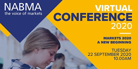 NABMA - Virtual Conference 2020 - A New Beginning tickets