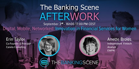 The Banking Scene Afterwork September 3th tickets