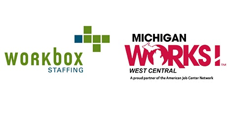 Virtual Job Fair for Workbox Staffing tickets