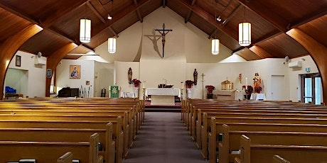Sunday 9:00 a.m. Mass - St. John the Evangelist - Weston tickets