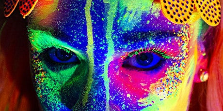 Broadgate Hosts Neon Naked Life Drawing Online! tickets