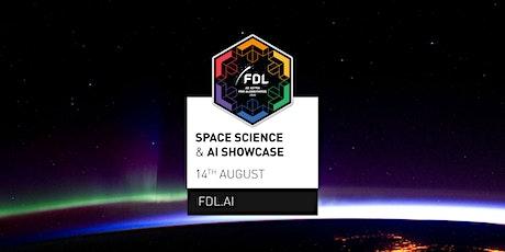 FDL US  Space Science & AI Showcase biglietti