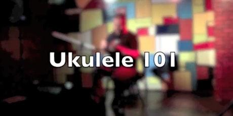 Ukulele 101 Free Workshop tickets