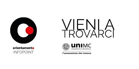 InfoPoint Università di Macerata | appuntamenti biglietti
