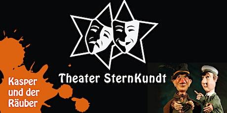 Puppentheater auf dem KulturFleck Tickets