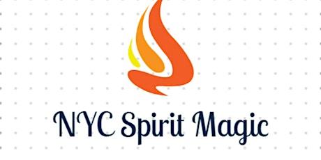 Secret NYC Spirit Magic Ceremony Signup tickets