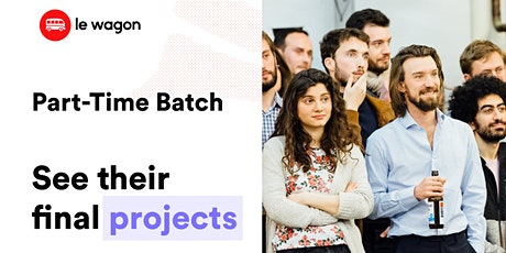 Le Wagon Demo Day - Batch 385 tickets