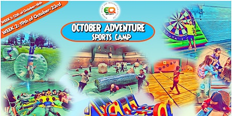 INVERNESS OCTOBER HOLIDAY SPORTS CAMP WEEK 1: FULL WEEK tickets