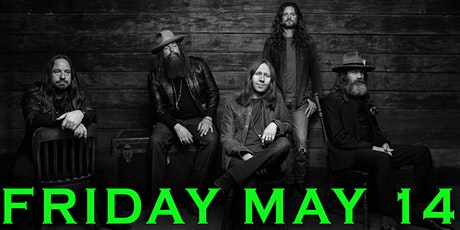 Blackberry Smoke - NIGHT 3 tickets
