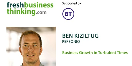 Business Growth in Turbulent Times tickets