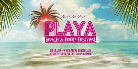 Playa Beach & Food Festival Tickets