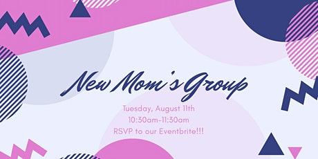 Virtual New Moms Group tickets