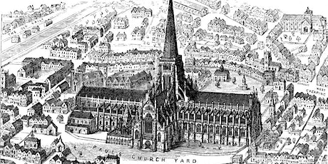 Walk: Medieval Precinct of St Paul's Cathedral (Limited Places) tickets