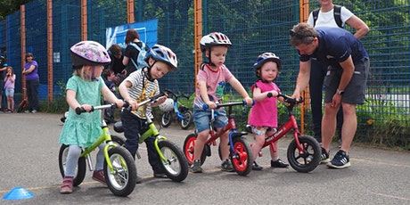 Ready Set Ride - Learn to Ride - Under 8's tickets