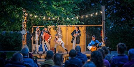 The Three Inch Fools: A Midsummer Night's Dream tickets
