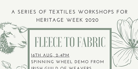 Journey from fleece to fabric tickets