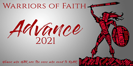 2021 Warriors of Faith Advance Conference tickets