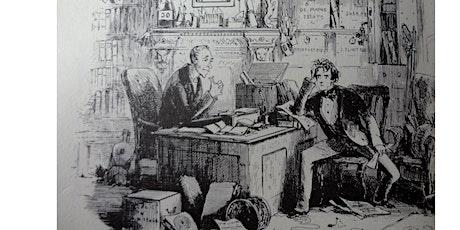 Online Talk: Dickens & His Illustrators tickets