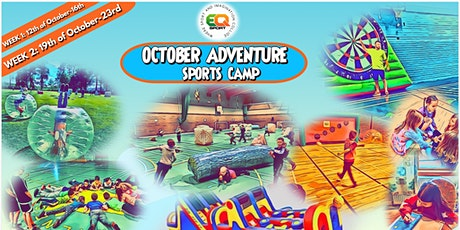 INVERNESS OCTOBER HOLIDAY SPORTS CAMP WEEK 1 AND WEEK 2 DAY TICKETS tickets
