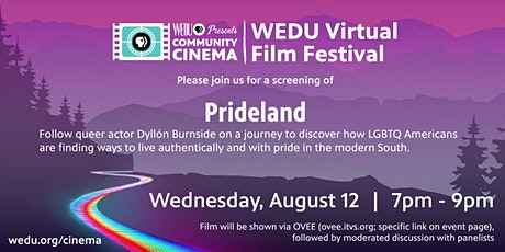 WEDU Community Cinema - Prideland tickets
