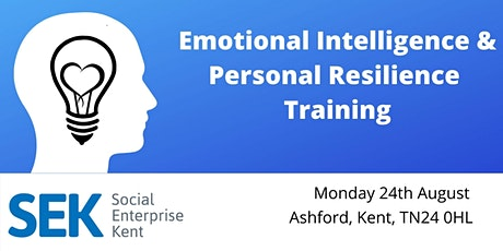 Emotional intelligence and Resilience in the Workplace tickets