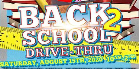 School District#163 Back-2- School Drive Thru tickets