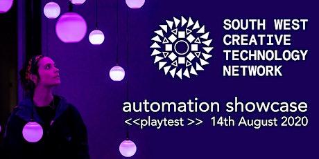 Automation PlayTest tickets