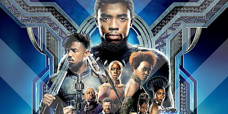 Boxpark Film Club: Black Panther tickets