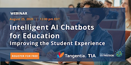 Intelligent AI Chatbots for Education tickets