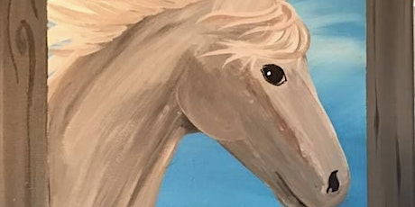 Painting with the Ponies tickets