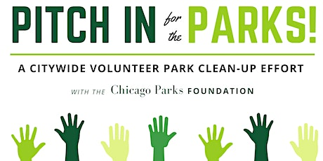 Garfield Park- Pitch In for the Parks! tickets